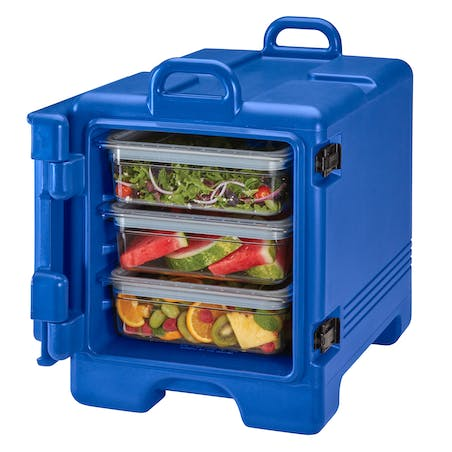 Insulated Front Loading Food Pan Carriers