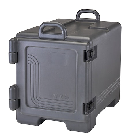 UPC300615 Charcoal Gray Front Loader Insulated Carrier