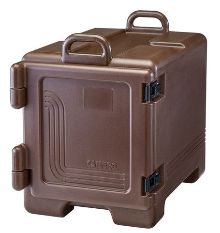 UPC300131 Dark Brown Front Loader Insulated Carrier