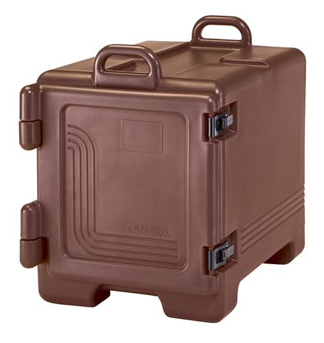 1318CC131 Dark Brown Non-Electric Combo Camcarrier
