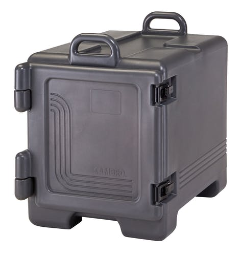 1318CC615 Charcoal Gray Non-Electric Combo Camcarrier