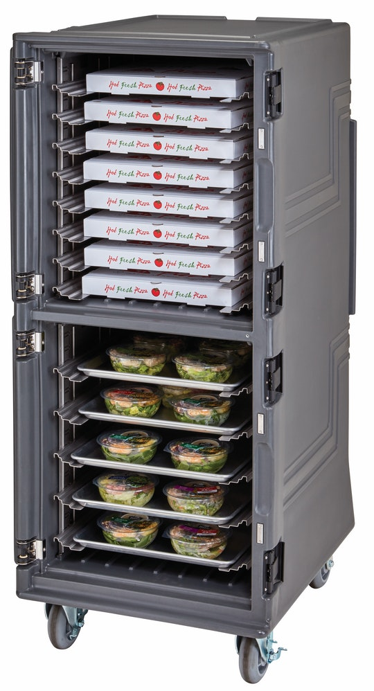 Electric Food Transport Carts