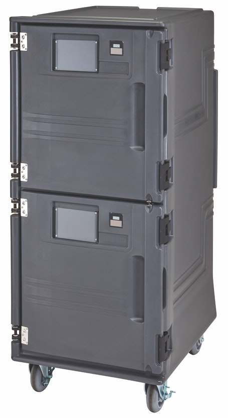 PCUHH615 Charcoal Gray Tall Pro Cart Ultra - Hot/Hot