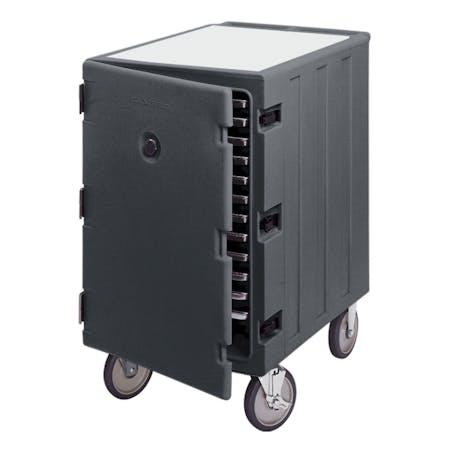 Chariots Camcart pour boîtes de stockage d'aliments, plaques à pâtisserie – Modèle non électrique petit format