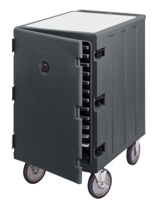 Camcarts para cajas de alimentos, bandejas planas – No eléctrico, bajo