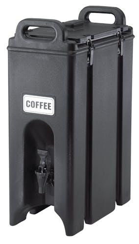 500LCD110 Camtainer® 5 Gallon Capacity Black