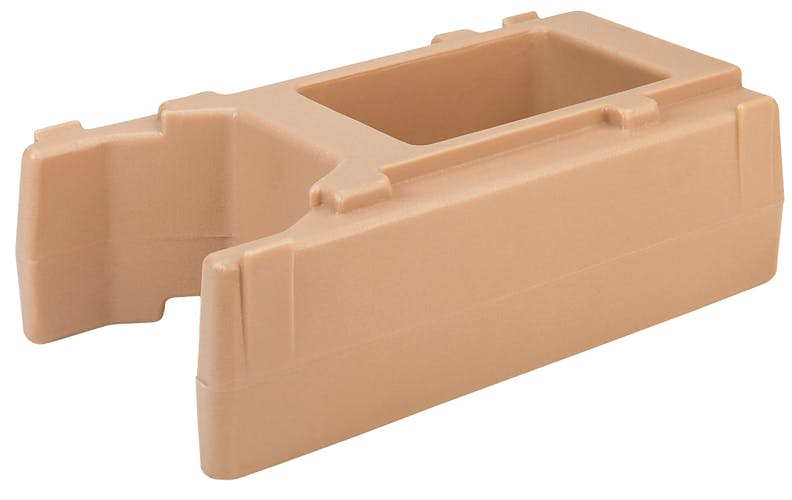 R500LCD157 Camtainer® Riser for 2.5 or 5 Gallon Coffee Beige