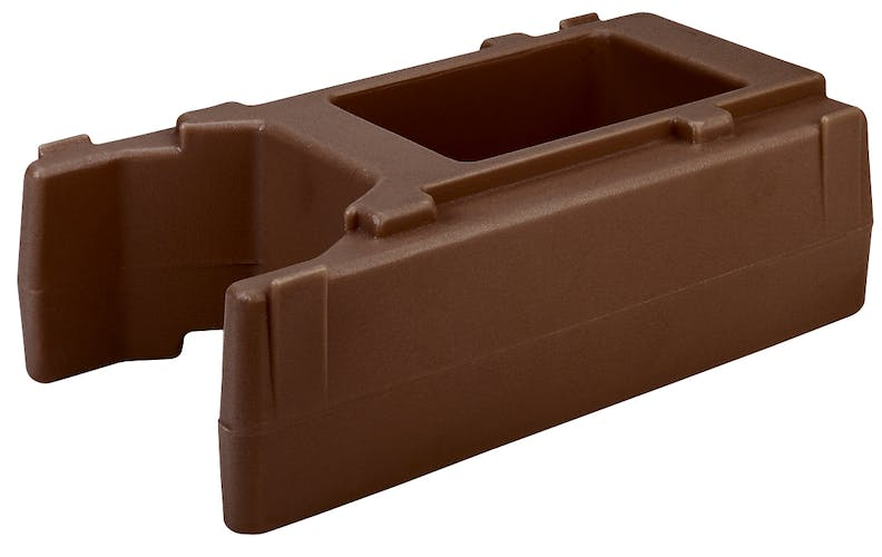 R500LCD131 Camtainer® Riser for 2.5 or 5 Gallon Dark Brown