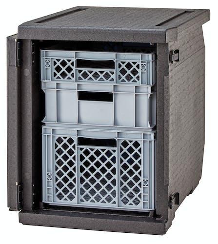 EPP4060FNR110 Cam GoBox Front Loader No Rails In Use
