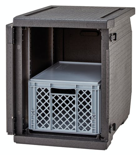 EPP4060FADJR110 Cam GoBox Front Loader w Adjustable Rails & Box