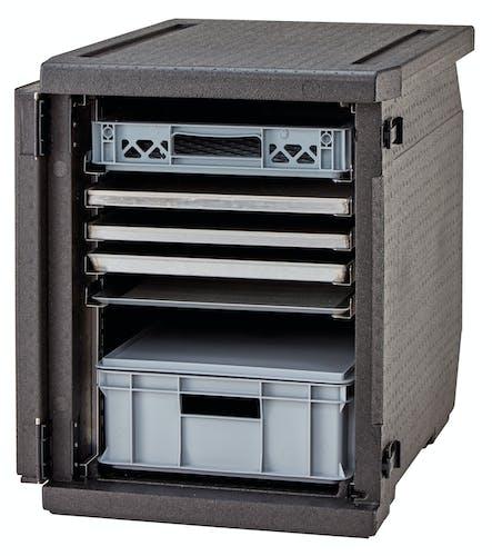 EPP4060FADJR110  Cam GoBox Front Loader w Adjustable Rails & Trays