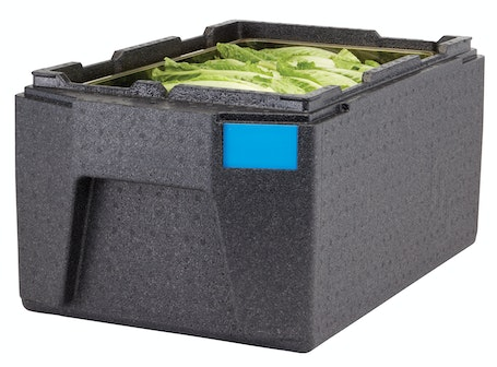 EPP180LHSW110 GoBox Top Loader Large Handle Carrier w/ Romaine