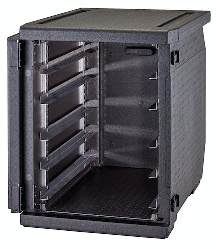 EPP4060FADJR110 Cam GoBox Front Loader w Adjustable Rails Open