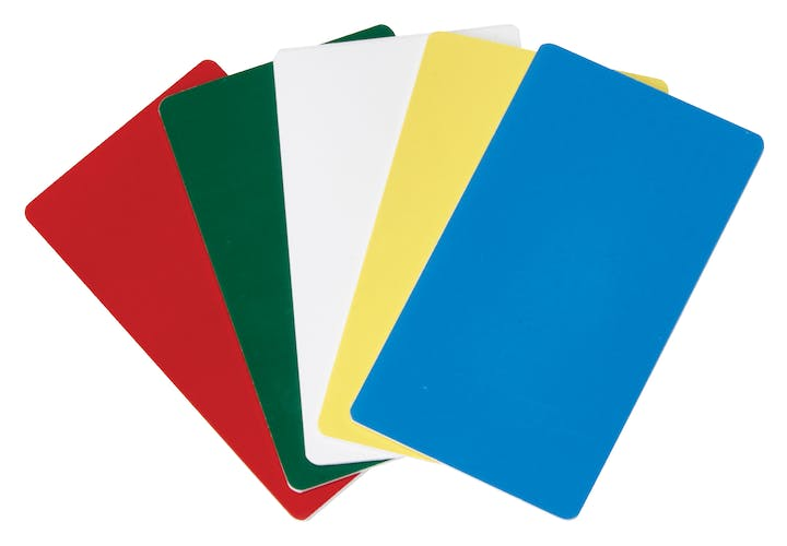 EPPID5 GoBox Plastic ID Labels
