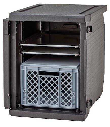 EPP4060FADJR110 Cam GoBox Front Loader w Adjustable Rails & 2 Trays