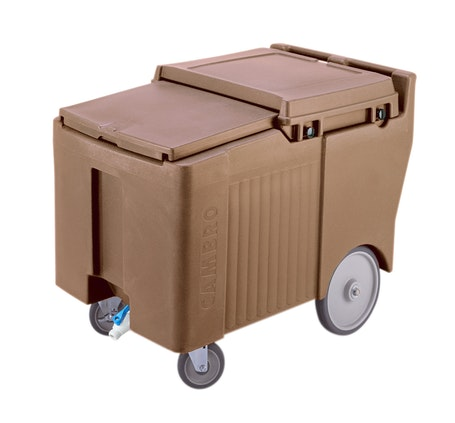 ICS175LB157 Coffee Beige Ice Caddy 175 LBS
