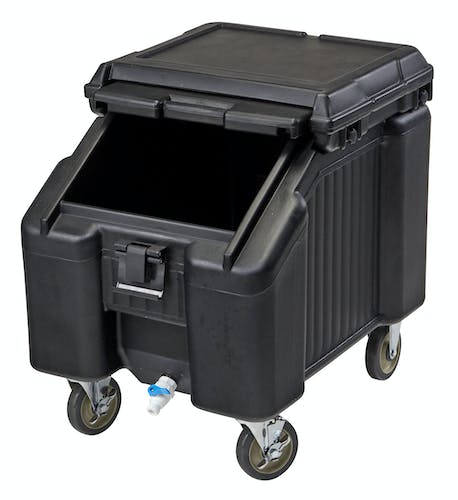 ICS100L110 Black Ice Caddy 100 LBS
