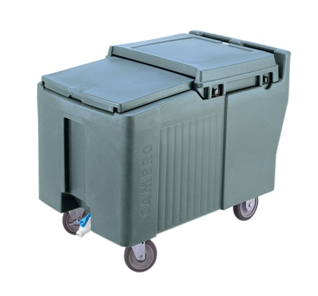 ICS175L401 Slate Blue Ice Caddy 175 LBS