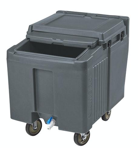 ICS125L191 Granite Gray Ice Caddy 125 LBS