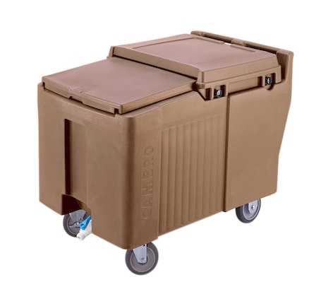 ICS175L157 Coffee Beige Ice Caddy 175 LBS