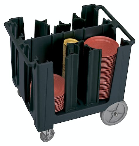 ADCS110 S-Series Black Adjustable Dish Caddy