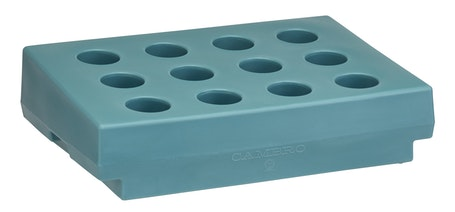 CR12401 Slate Blue Cutlery Rack