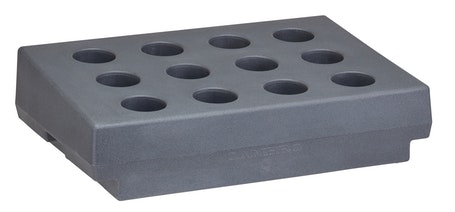 CR12191 Granite Gray Cutlery Rack