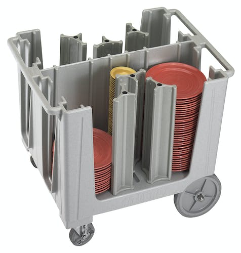 ADCS480 S-Series Speckled Gray Adjustable Dish Caddy