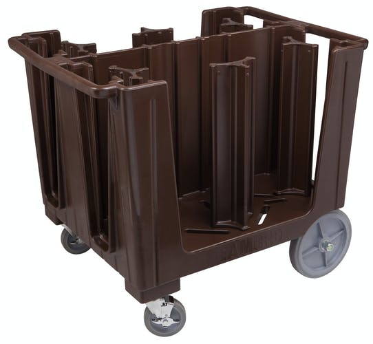 ADCS131 S-Series Dark Brown Adjustable Dish Caddy