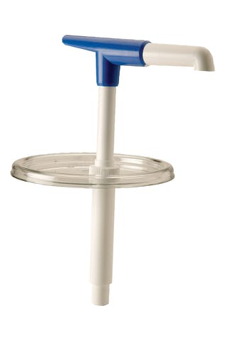 CFPMRC10135 ColdFest Clear Standard 1 oz. Pump Dispenser