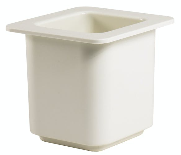 66CF148 ColdFest White 1.5 QT Pan