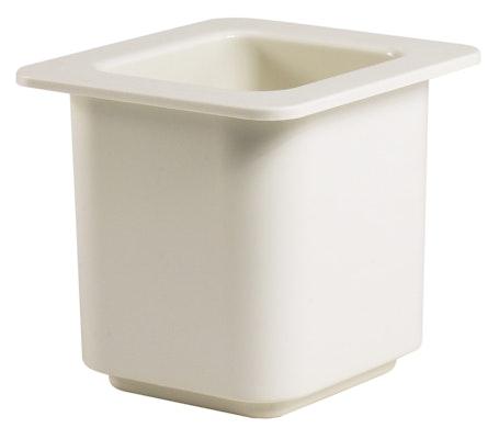 66CF148 ColdFest White 1.5 QT Pan