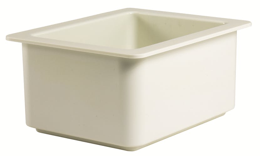 26CF148 ColdFest White 6.5 QT Pan
