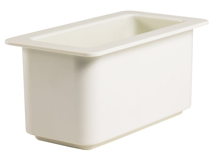 36CF148 ColdFest White 3.7 QT Pan