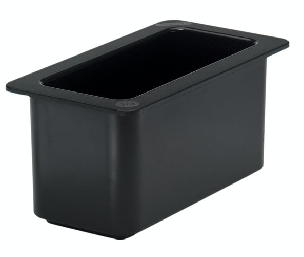 36CF110 ColdFest Black 3.7 QT Pan
