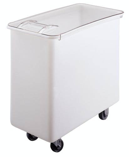 IB36148 White 34 Gal. Ingredient Bin