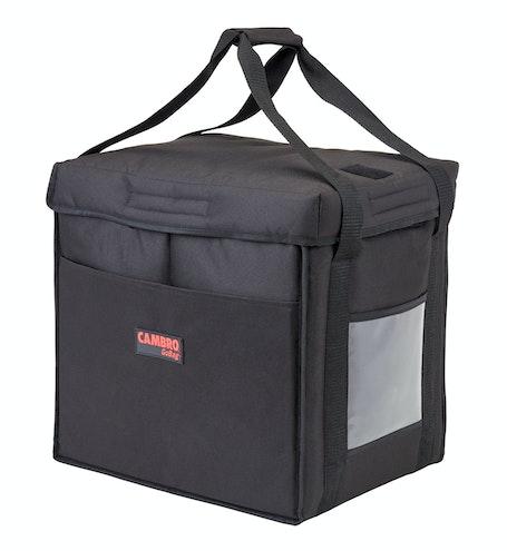 GBD121515110 Black Medium Folding Delivery Bag