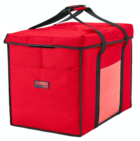 GBD211417521 Red Large Folding Delivery Bag