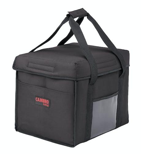 GBD151212110 Black Sandwich Delivery Bag