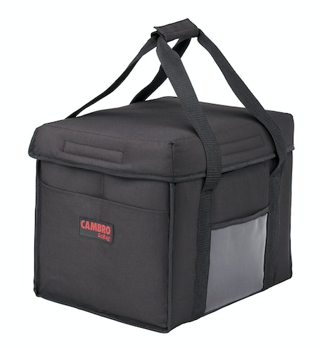 GBD151212110 Black Sandwich Delivery Bag