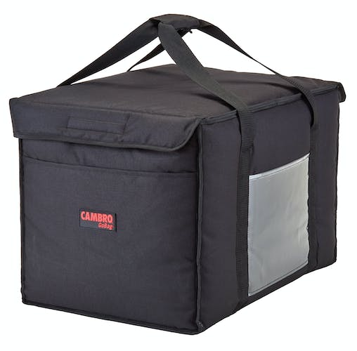 GBD211414110 Black Large Delivery Bag