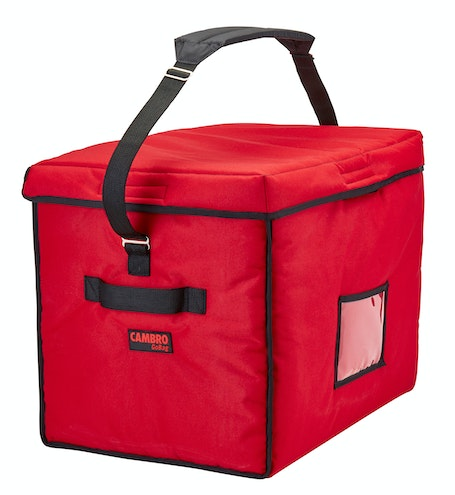GBD211517521 Red Stadium Delivery Bag