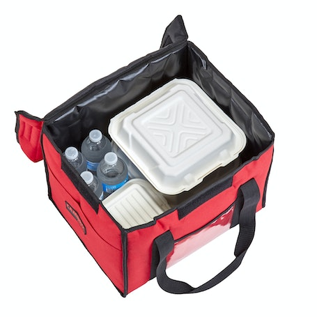 GBD151212521 Red Sandwich Delivery Bag