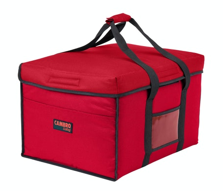 GBD181412521 Red Jumbo Delivery Bag