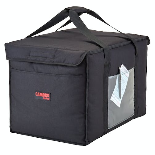 GBD211414110 Black Large Delivery Bag w/ Receipt