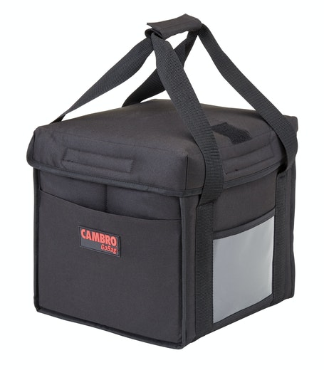GBD101011110 Black Small Folding Delivery Bag