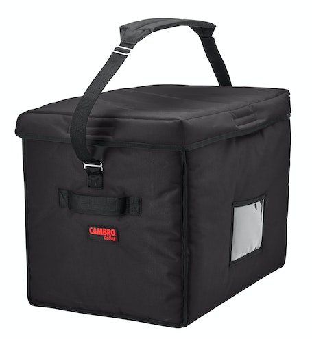 GBD211517110 Black Stadium Delivery Bag