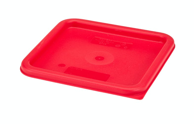 SFC6451 Winter Rose Square Container Cover