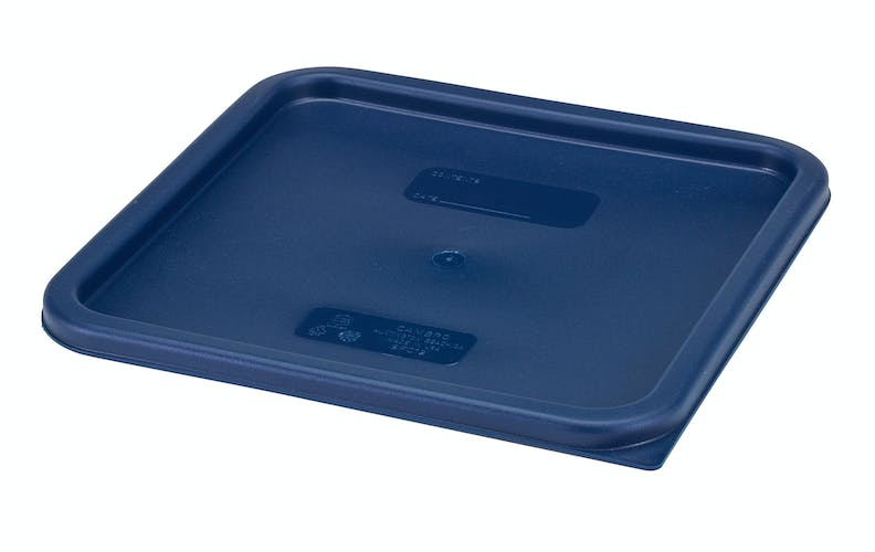 SFC12453 Midnight Blue Square Container Cover