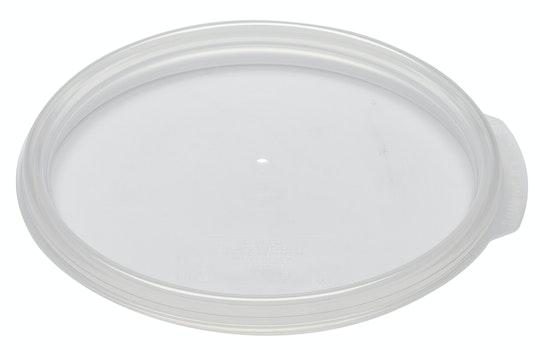 Round Translucent Lids